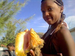 conch girl